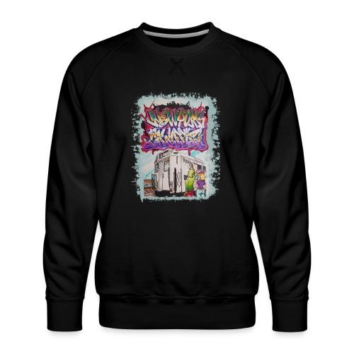 STEM - Design for NYG - Men's Premium Sweatshirt
