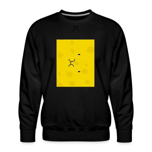 Spongy Case 5x4 - Men's Premium Sweatshirt