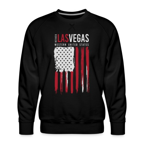las vegas nevada usa - Men's Premium Sweatshirt