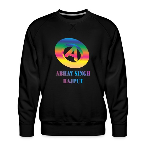 abhay - Men's Premium Sweatshirt