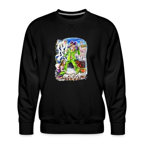 Hops - NYG Design - Men's Premium Sweatshirt