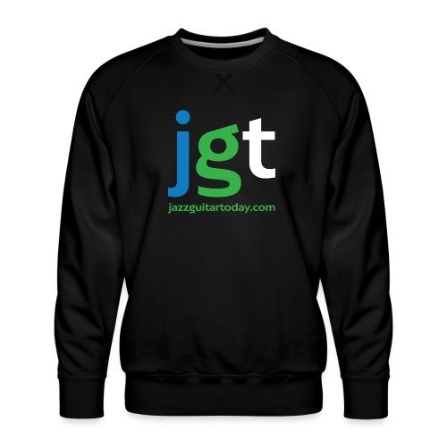 Jazz Guitar Today - Men's Premium Sweatshirt