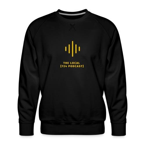 The Local Simple - Men's Premium Sweatshirt