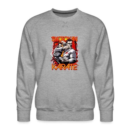 Shotokan Karate - Men's Premium Sweatshirt