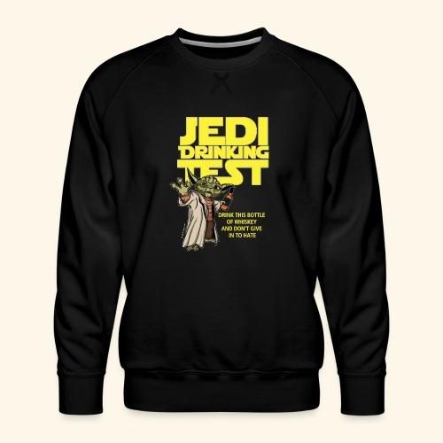 jeditest - Men's Premium Sweatshirt