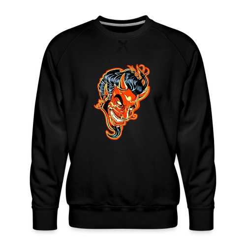 hellbilly - Men's Premium Sweatshirt