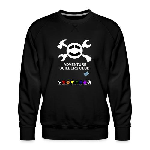Adventure Builders Club - Men's Premium Sweatshirt