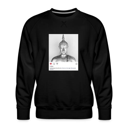 BUDDHA - Men's Premium Sweatshirt