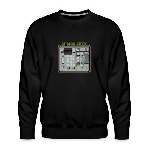 Armor Geek - Men's Premium Sweatshirt
