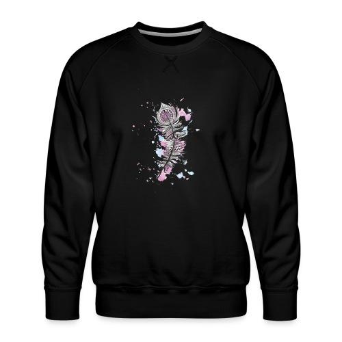 feather - Men's Premium Sweatshirt