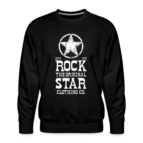 original rock star - Men's Premium Sweatshirt