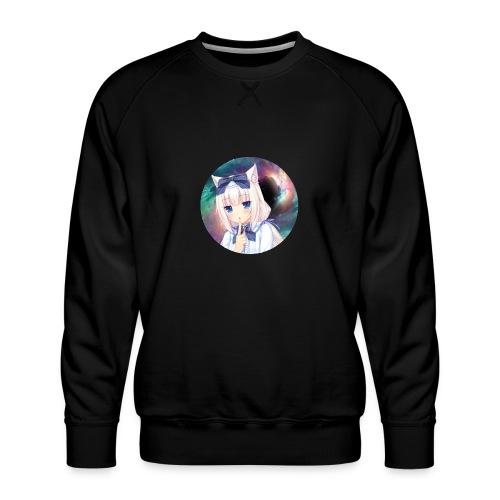 Neon Otaku Nekopara Vanilla - Men's Premium Sweatshirt