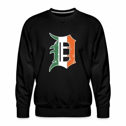 IRISH D - Men's Premium Sweatshirt