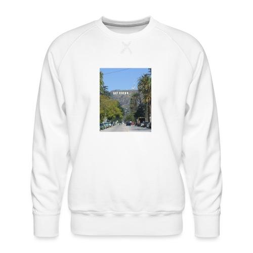 RockoWood Sign - Men's Premium Sweatshirt