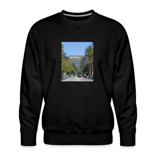 RockoWood Sign - Men's Premium Sweatshirt
