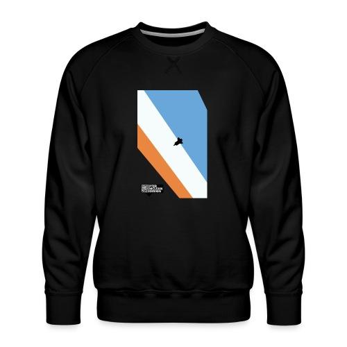 ENTER THE ATMOSPHERE - Men's Premium Sweatshirt