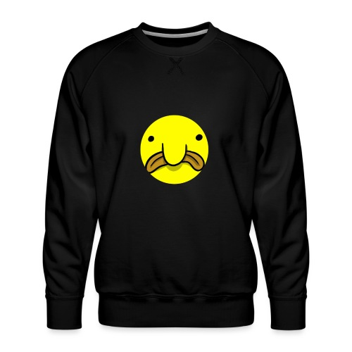 Moi Boiz Logo - Men's Premium Sweatshirt