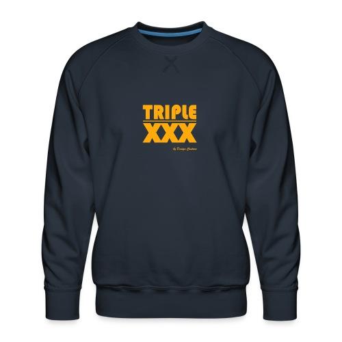 XXX ORANGE - Men's Premium Sweatshirt