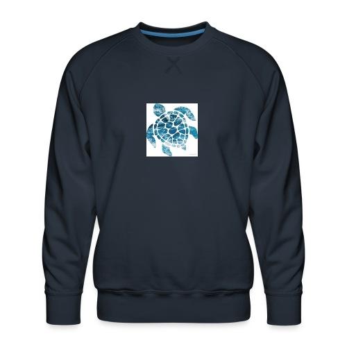 turtle - Men's Premium Sweatshirt