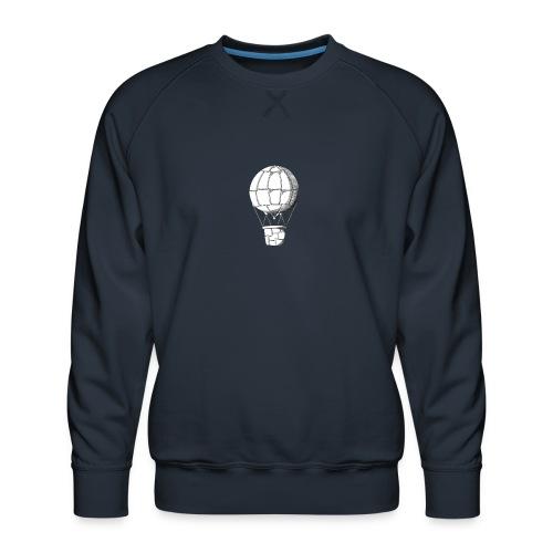 lead balloon - Men's Premium Sweatshirt