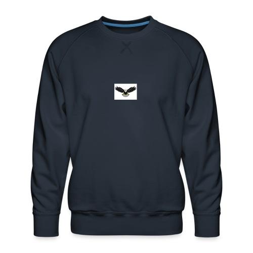 Eagle by monster-gaming - Men's Premium Sweatshirt