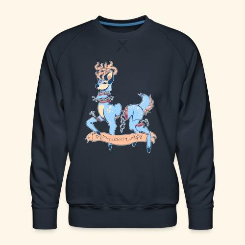 - Majestic - - Men's Premium Sweatshirt