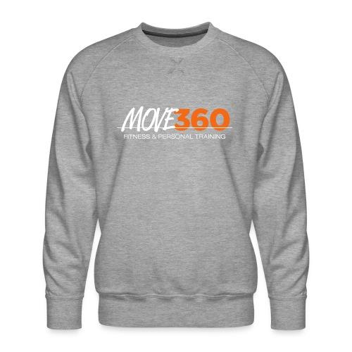 Challenge T-Shirt Delta Team - Men's Premium Sweatshirt