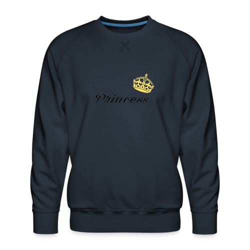 Princess - Men's Premium Sweatshirt
