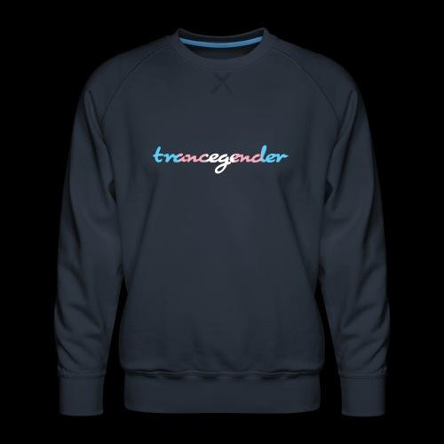 trancegender - Men's Premium Sweatshirt