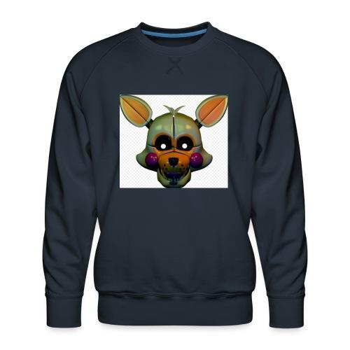lolbit - Men's Premium Sweatshirt