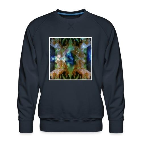 Abstract universe - Men's Premium Sweatshirt