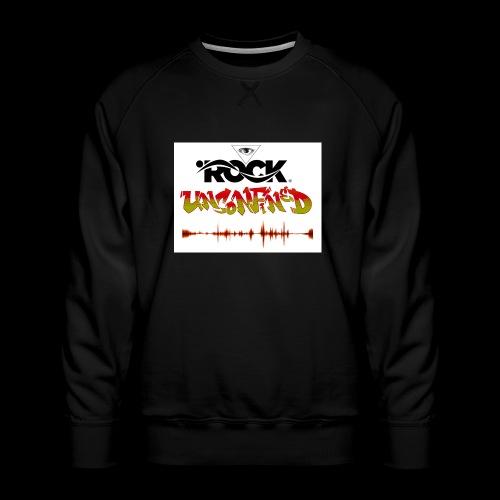 Eye Rock Unconfined - Men's Premium Sweatshirt