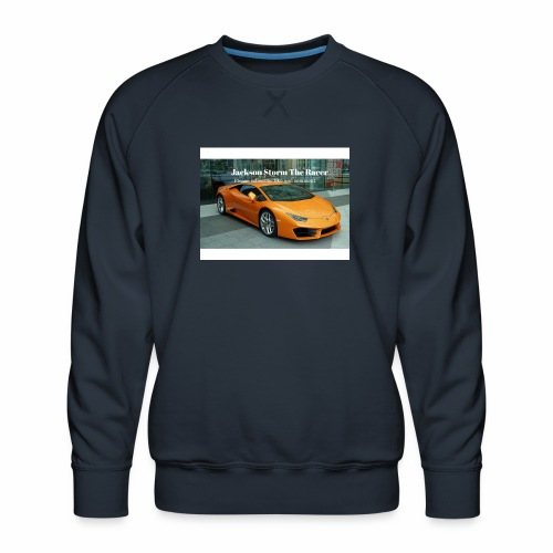 The jackson merch - Men's Premium Sweatshirt