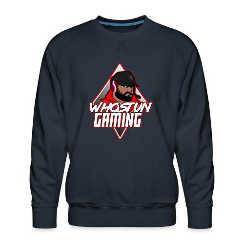 WHOSTUN LOGO - Men's Premium Sweatshirt