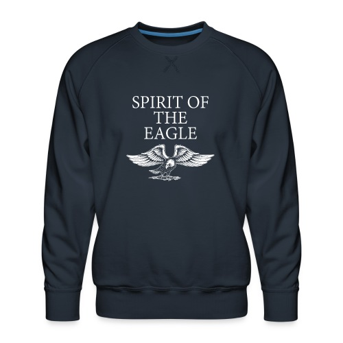 Spirit of the Eagle - Men's Premium Sweatshirt
