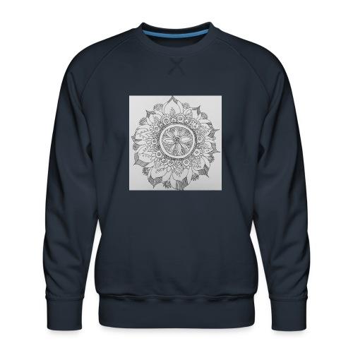 IMG 20180519 082412187mandala - Men's Premium Sweatshirt