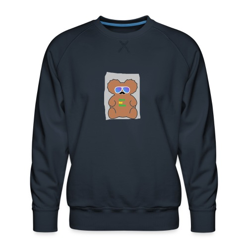 Aussie Dad Gaming Koala - Men's Premium Sweatshirt