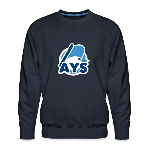 AYS Logo - Men's Premium Sweatshirt