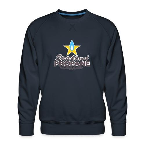 Strickland Propane Mens American Apparel Tee - Men's Premium Sweatshirt