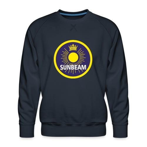 Sunbeam emblem - AUTONAUT.com - Men's Premium Sweatshirt