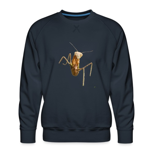 Pray daily - Men's Premium Sweatshirt