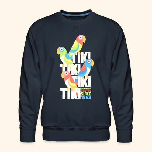 Tiki Room - Men's Premium Sweatshirt