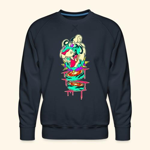 - Decaptiger - - Men's Premium Sweatshirt