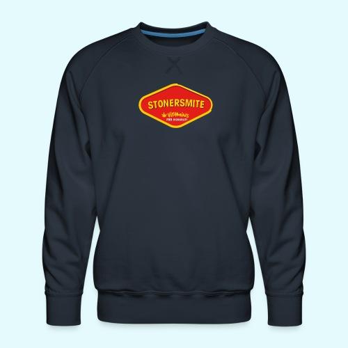 Stonersmite - Men's Premium Sweatshirt