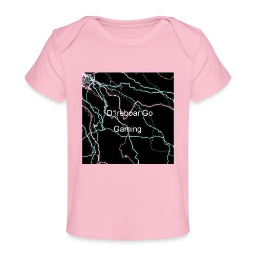 D1reboar Go YouTube Sticker - Baby Organic T-Shirt