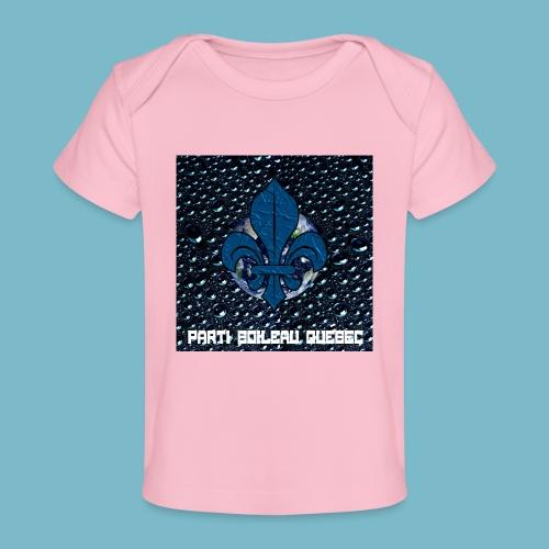 party boileau 6 - Baby Organic T-Shirt