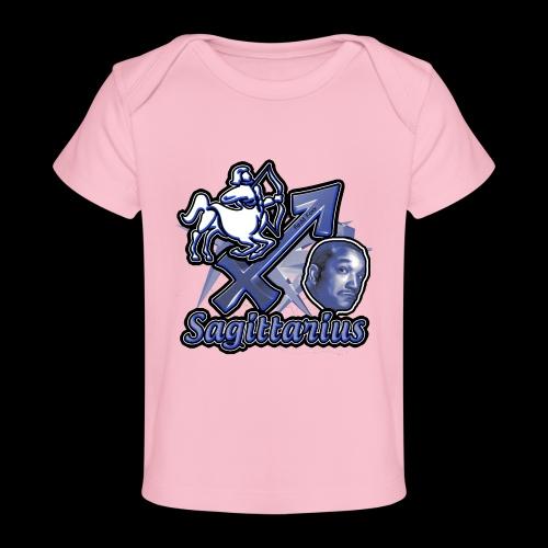 Sagittarius Redd Foxx - Baby Organic T-Shirt