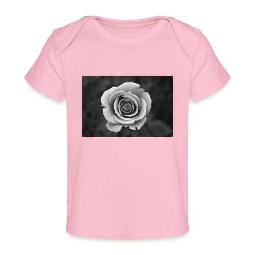 dark rose - Baby Organic T-Shirt