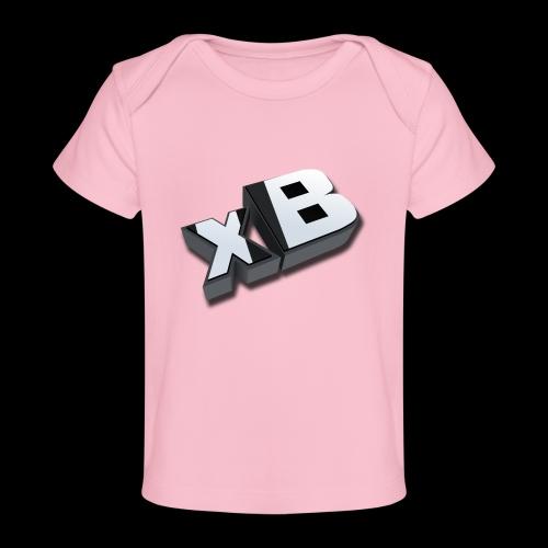 xB Logo - Baby Organic T-Shirt