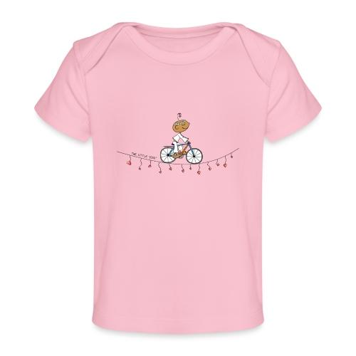 Follow your Heart - Baby Organic T-Shirt